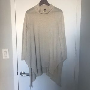 Free People Mock Neck Tunic